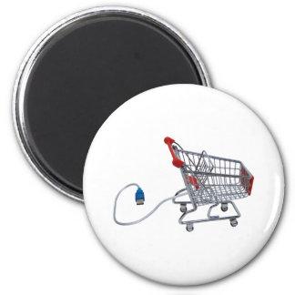 OnlineShopping040909 Magnet