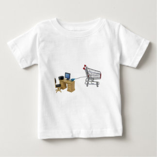 OnLineShopping070709 Baby T-Shirt