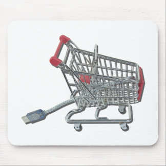 OnlineShoppingCartCable082611 Mouse Pad