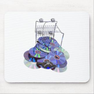 OnlineSoftwareShopping070709 Mouse Pad