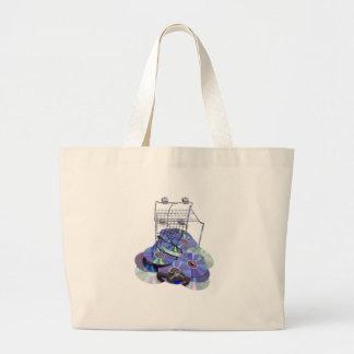 OnlineSoftwareShopping070709 Tote Bags
