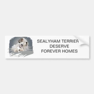Only 1 pup left bumper sticker