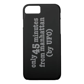 Only 45 Minutes from Manhattan iPhone 8/7 Case