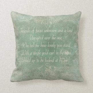 Only A Curl Pillows