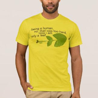 only a leaf T-Shirt
