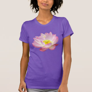 Only a Lotus Blossom + your text & ideas T-Shirt