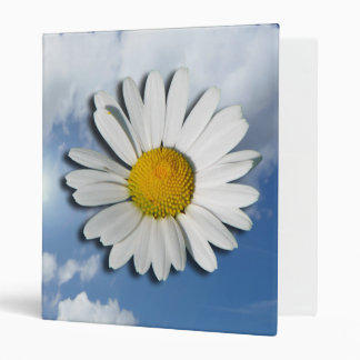 Only a Marguerite Blossom + your text & ideas Binder