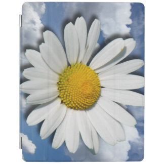 Only a Marguerite Blossom + your text & ideas iPad Cover
