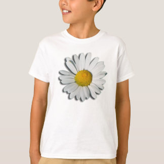 Only a Marguerite Blossom + your text & ideas T-Shirt