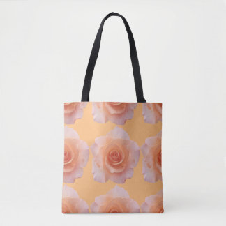 Only a Rose Blossom + your backgr. & ideas Tote Bag