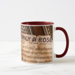 Only a Rose II Mug