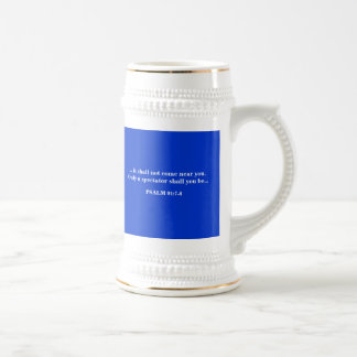 ONLY A SPECTATOR BEER STEIN