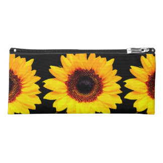Only a Sunflower Blossom + your backgr. & ideas Pencil Case