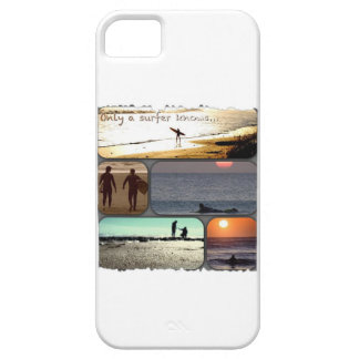 Only a surfer knows iPhone SE/5/5s case