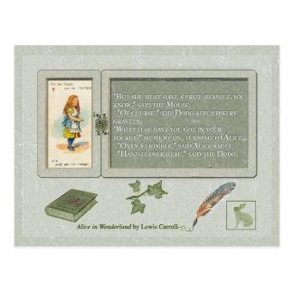 Only a Thimble Postcard