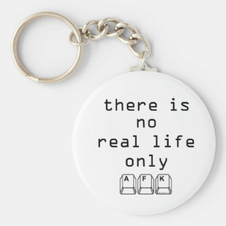 Only AFK Keychain