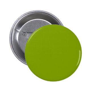 Only Apple green solid color Pinback Button