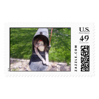 ONLY AVAILABLE AS A STAMP! POSTAGE