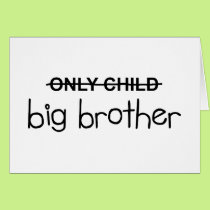 Only Big Brother Card