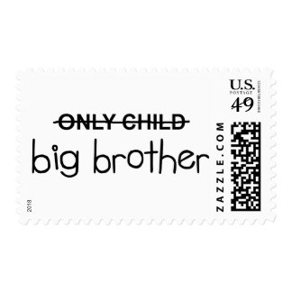 Only Big Brother Postage