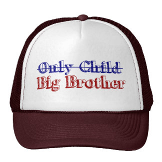 Only Big Brother Trucker Hat