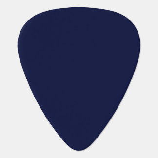 Only Blue gray solid color custom guitar picks Pick