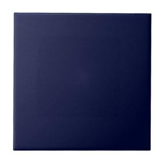 Only Blue navy solid color Ceramic Tile