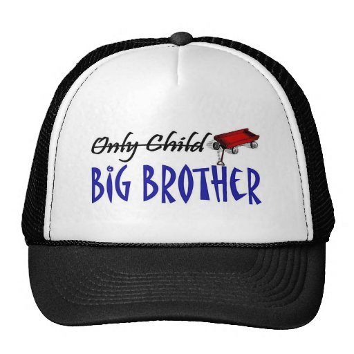 only child brother hat