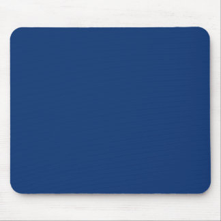 Only cobalt blue solid color mouse pads