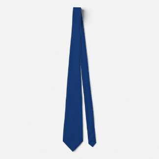Only cobalt cool blue solid color OSCB03 Tie