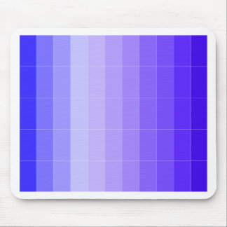 Only Color Blue Violet Purple Ombre Mouse Pad