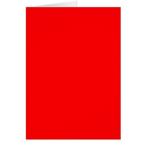 only color greeting card zazzle