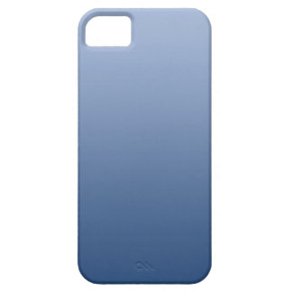ONLY COLOR gradients - blue iPhone SE/5/5s Case