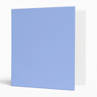 ONLY COLOR - light blue 3 Ring Binder