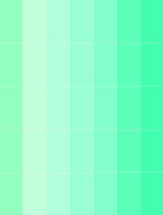 lime green color postcards zazzle