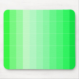Only Color Yellow Green Ombre Office Gifts Mouse Pad