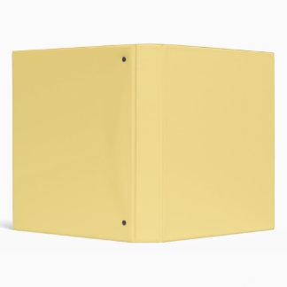 Only Cream Deep solid color binders