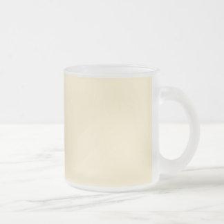 Only cream pale pretty color OSCB44 mugs