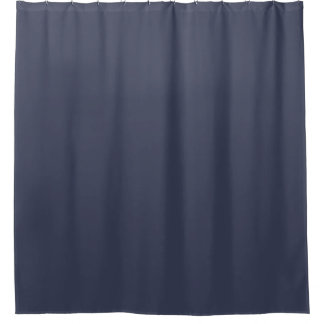 dark blue shower curtain. Only dark blue gray gorgeous solid color OSCB45 Shower Curtain Slate Blue Curtains  Zazzle