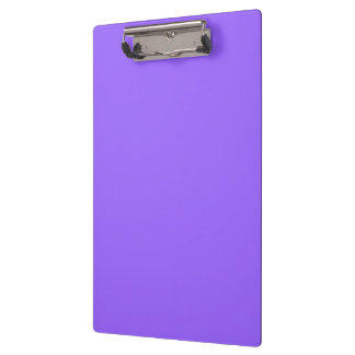 Only dark orchid pretty solid color background clipboard