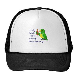 Only Drink Beer Trucker Hat