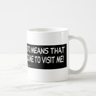 ONLY ENGLISH/HEY ARIZONA/ABSENCE OF YOUTH COFFEE MUG