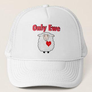 Only Ewe Trucker Hat