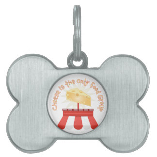 Only Food Group Pet Tags