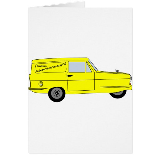 Only Fools and Horses Greeting Cards