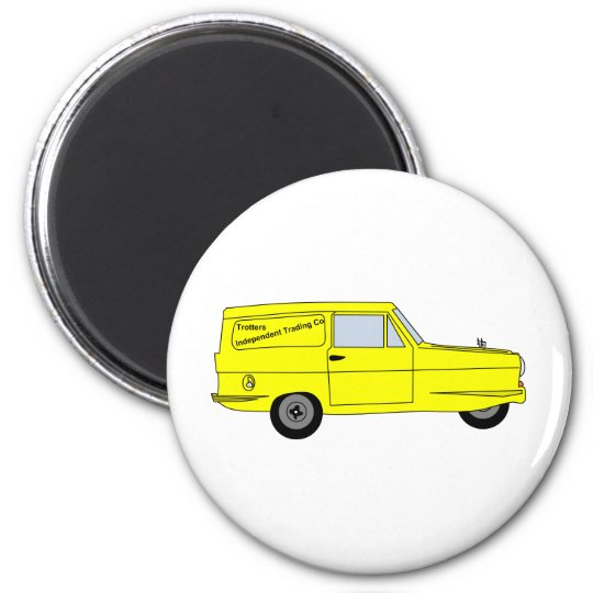 Only Fools and Horses Magnet