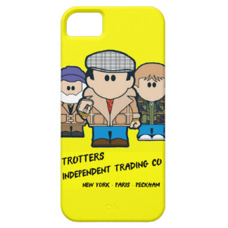 Only Fools & Horses - Trotters Independent Traders iPhone SE/5/5s Case