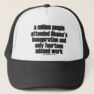 Only fourteen! trucker hat