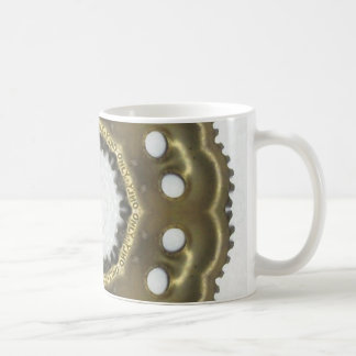 Only Gears Mandala Coffee Mug