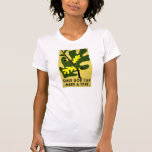 Only God can make a tree Tee Shirt